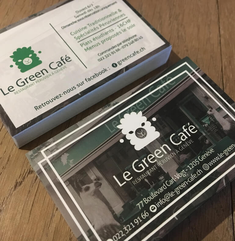 Green Café |