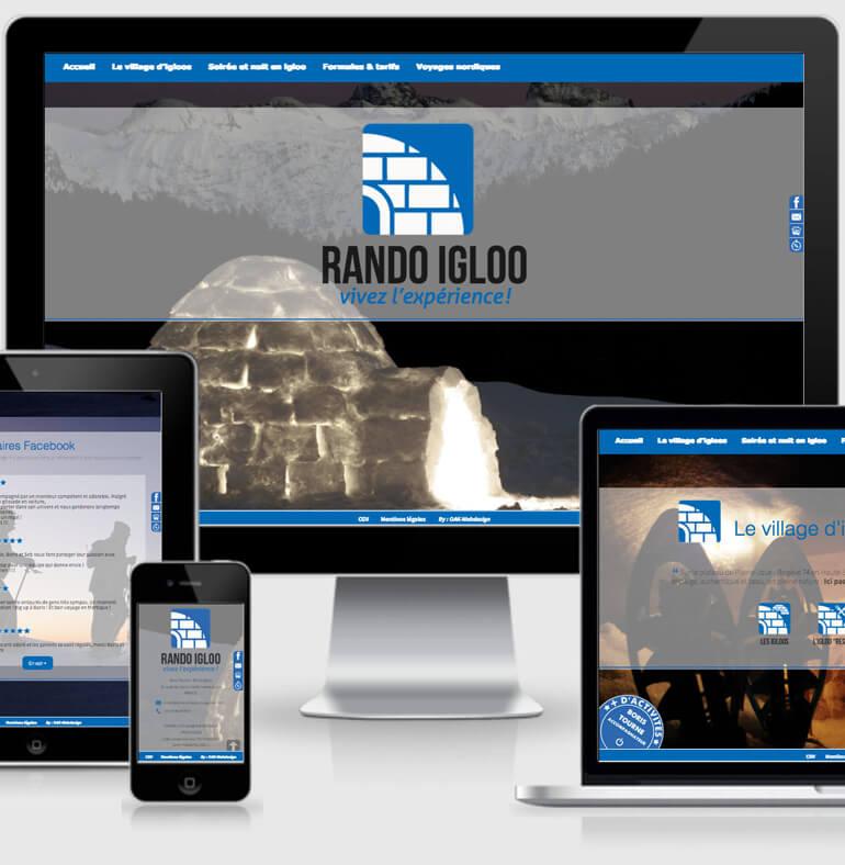 Rando Igloo | Vivez l'expérience