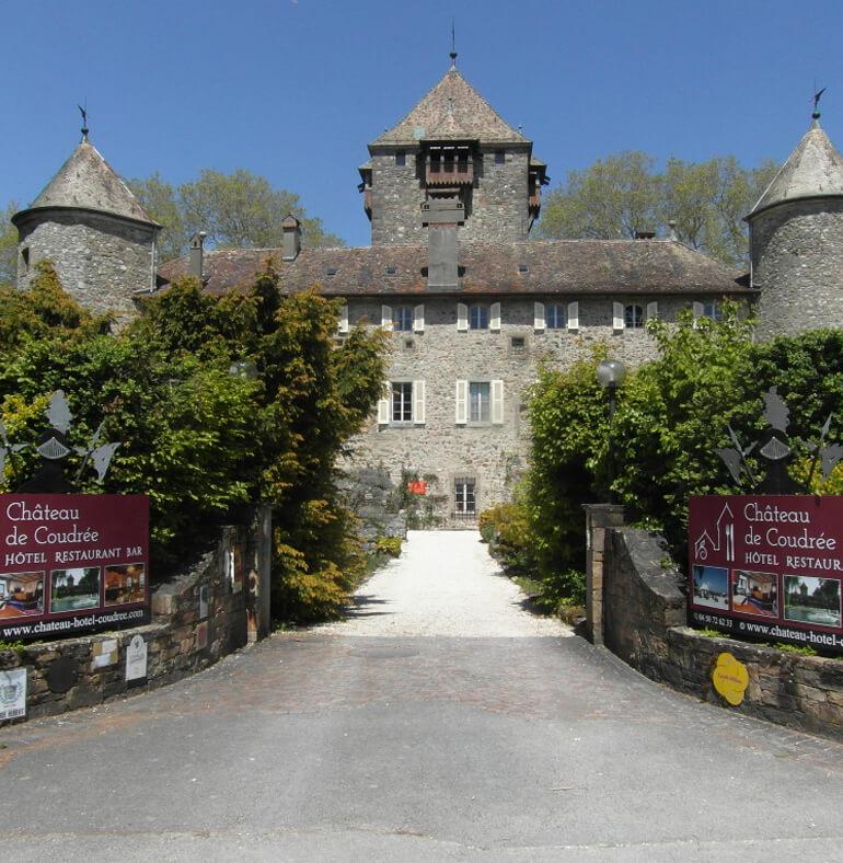 Château de Coudrée | Hôtellerie - Restauration