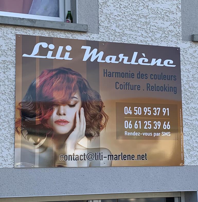 Lili-Marlène | Salon de coiffure