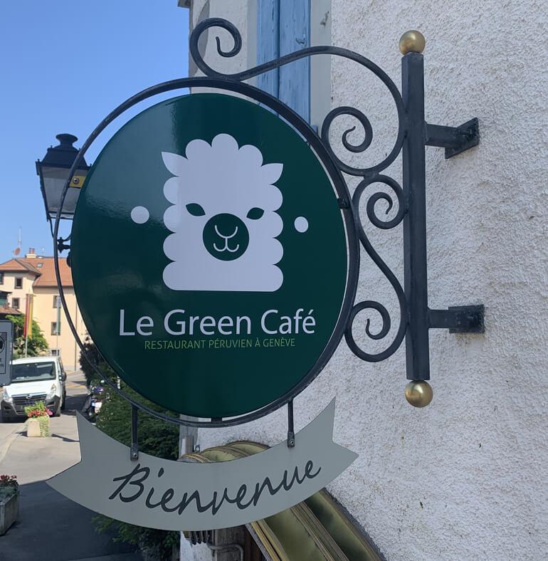Green Café | Restaurant