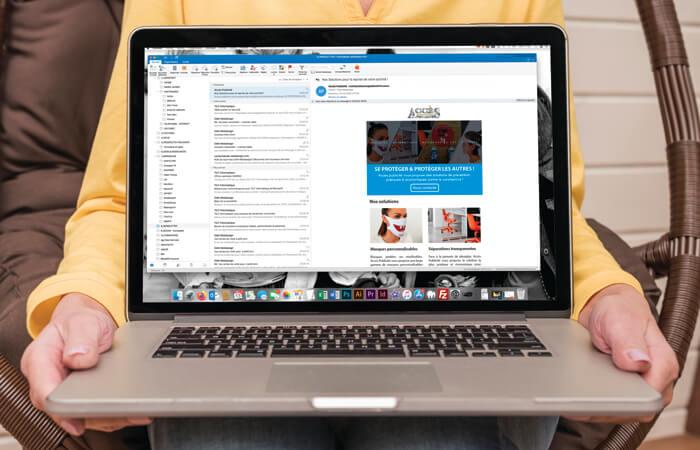 Touchez plus de prospects avec une Newsletter!