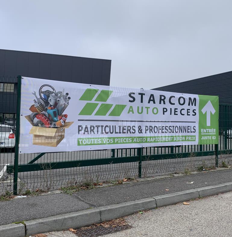 Starcom Auto Pièces - Automobile
