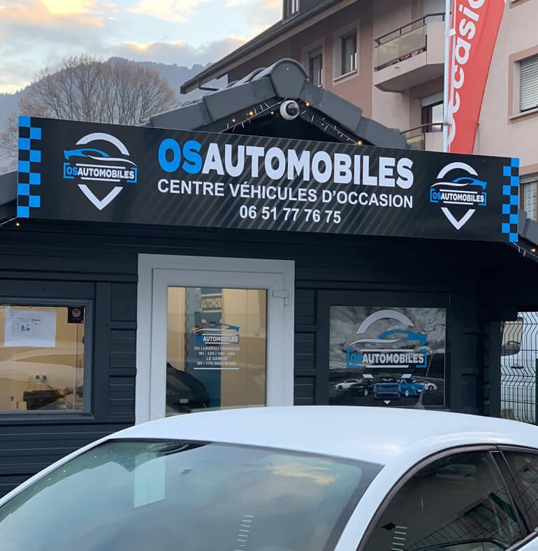 OS Automobiles | Garage