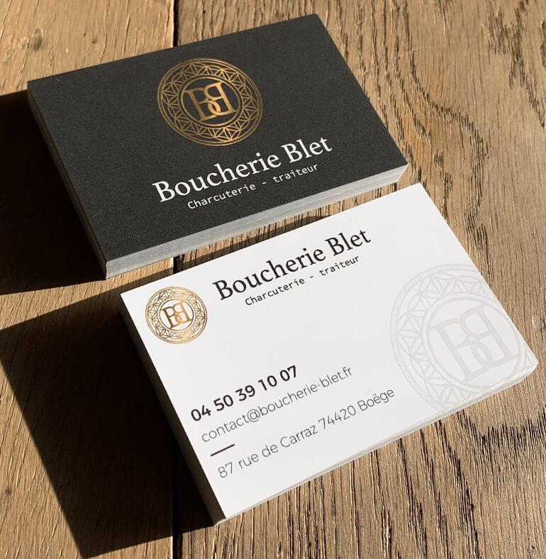 Boucherie Blet - Boucher