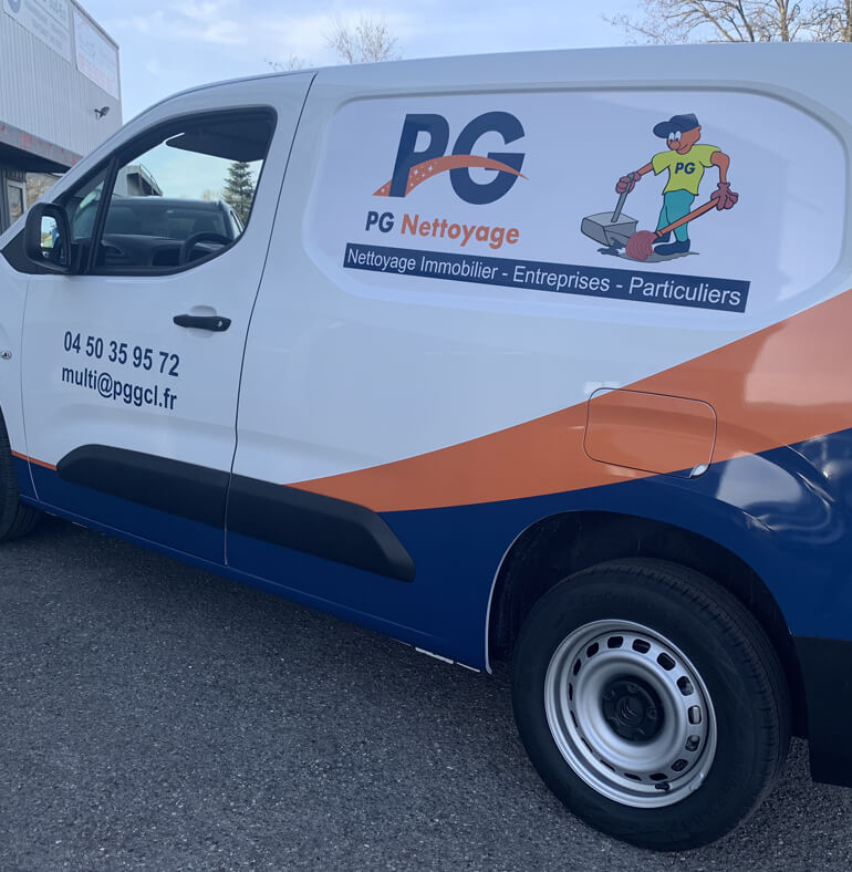 PG Nettoyage - Services