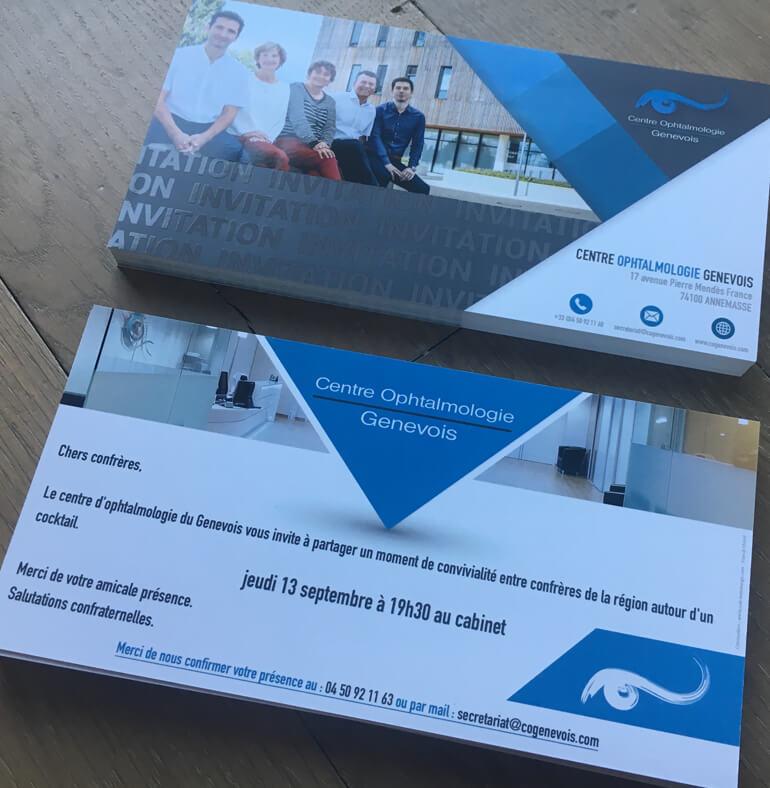 Centre Ophtalmologie du Genevois | Médical