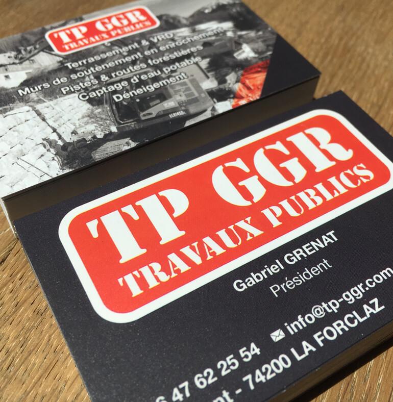 TP GGR | Travaux publics