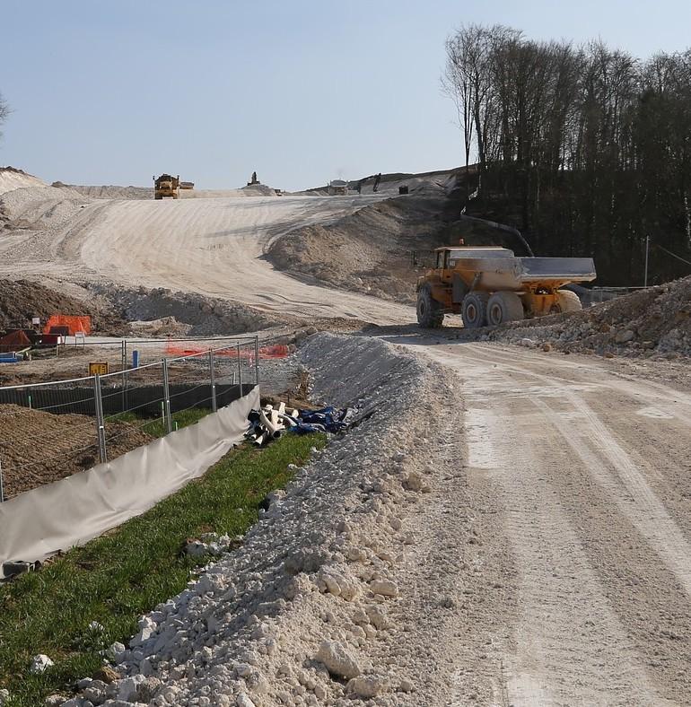 Mouchet Construction | Travaux Publics