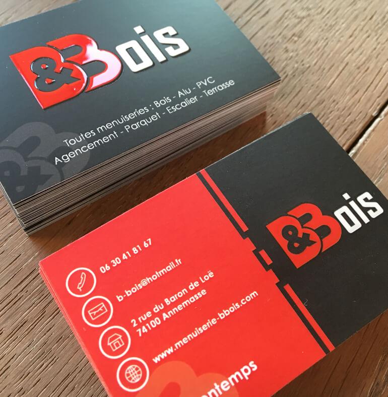 B&Bois | Menuiserie et agencement