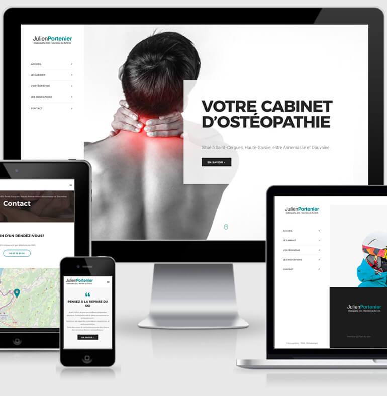 Julien Portenier | Ostéopathe