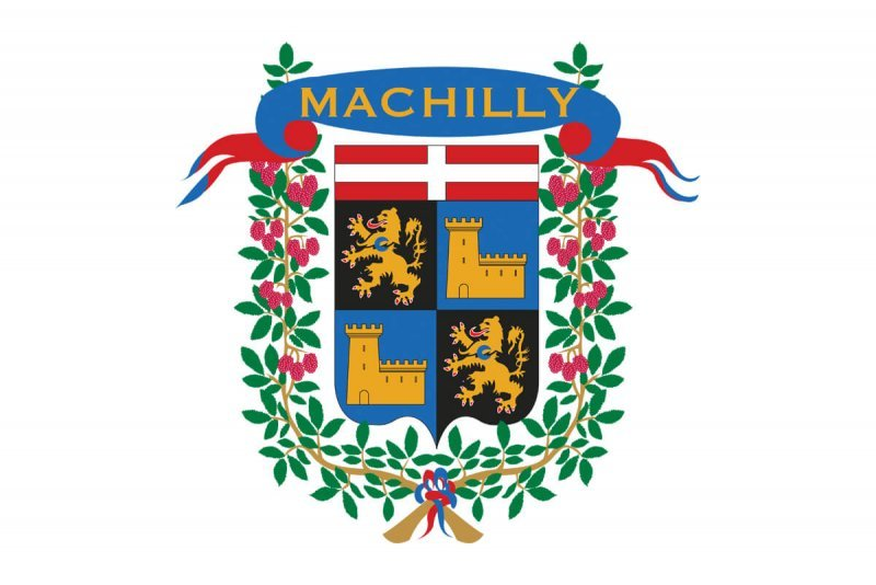 Logo / Blason Commune de Machilly